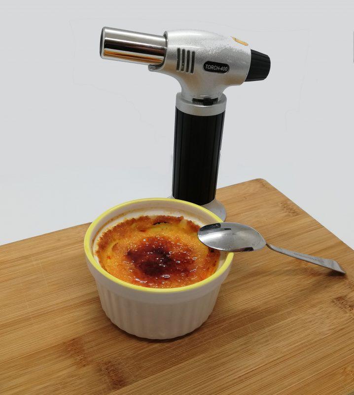 Crème brûlée allo zafferano