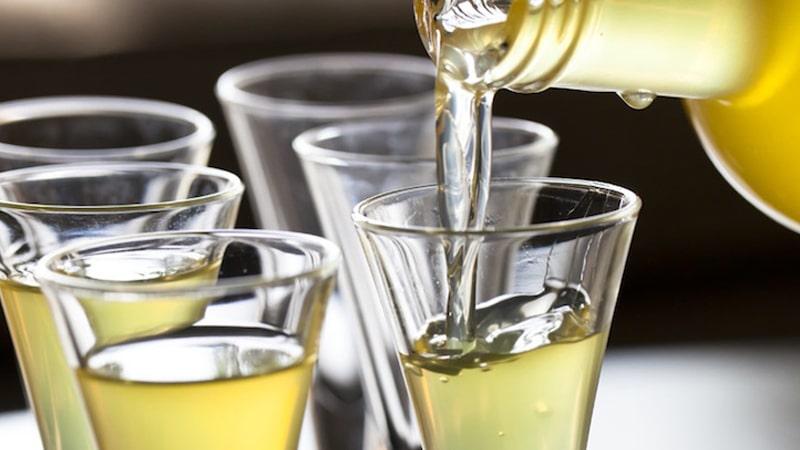 Ricette Zafferano - Liquore allo Zafferano