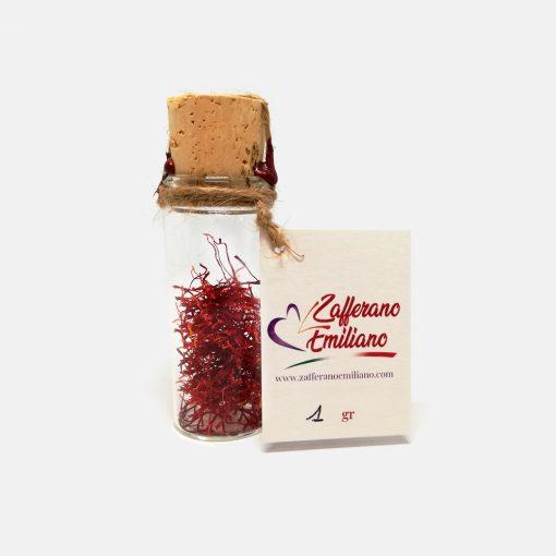 Zafferano in stimmi - Zafferano in pistilli - Zafferano Emiliano